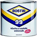Bostik 10917 99 Adesivo a Contatto Universale, Giallo, 400 ml
