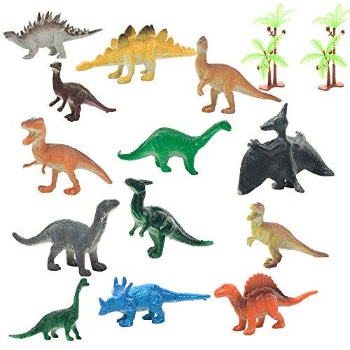 Kinder Lernspielzeug, ALIKEEY Dinosaurier Dinosaurier Kinder Dinosaurier Figuren Modell Spielzeug Neue Modell Spielset Spielzeug FÜR MÄDCHEN Jungen FÜR MÄDCHEN Jungen