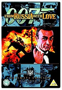 James Bond - From Russia With Love (Ultimate Edition 2 Disc Set) [DVD] [1963]