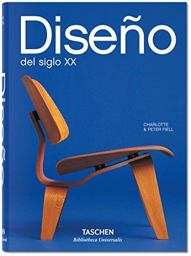 Bu-Design 20th Cent. Hc - Espagnol - por Fiell Charlotte