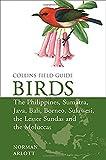 Birds of the Philippines: And Sumatra, Java, Bali, Borneo, Sulawesi, the Lesser Sundas and the Moluccas
