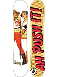 Damen Freestyle Snowboard Burton Lip-Stick Restricted 141 2014