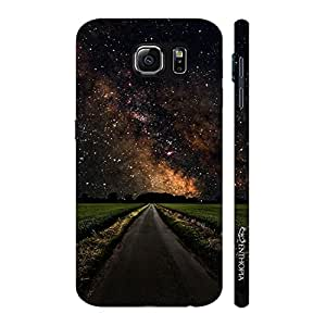 Enthopia Designer Hardshell Case Path to Success Back Cover for Samsung Galaxy Note 6