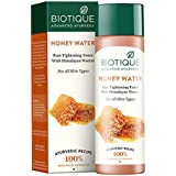 Biotique Honey Water Pore Tightening Toner, 120ml