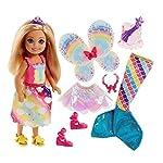 Barbie Dreamtopia Chelsea ve Kıyafetleri