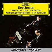 Sämtliche Sonaten Für Violine & Klavier (Blu-ray Au