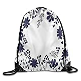 Our Drawstring Backpack Are 100 Percent High Quality Polyester.It Is Convenient To Carry It While Travelling Or Shopping.Comfortable To The Touch Features A Drawstring Closure Can Be Used As A Backpack Lightweight For Ease Of Carrying.Can Be ...