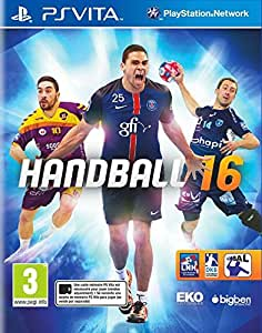 Bigben Interactive Handball 16, PS Vita