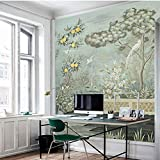 Benutzerdefinierte Foto Wand 3D Stereoscopic Geprägte Rose Blume Wohnzimmer Schlafzimmer Wand Wohnkultur Wandbild Tapete