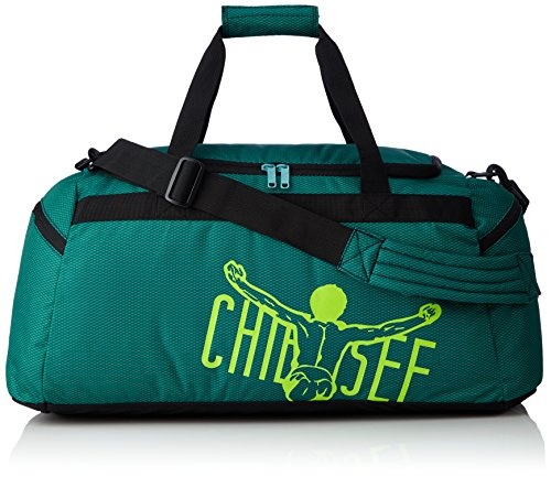 Chiemsee Unisex-Erwachsene Matchbag Large Umhängetasche, Mehrfarbig (Hashtag), 32 x 29 x 67 cm