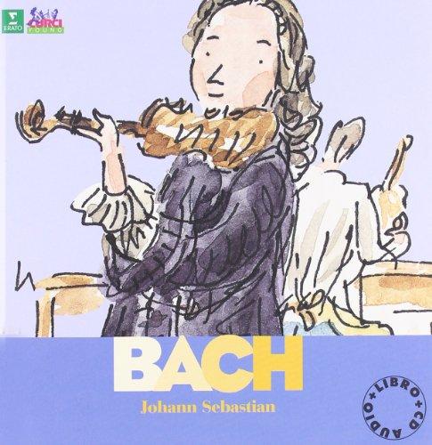 Bach. Alla scoperta dei compositori. Con CD di Curci