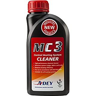 Adey 189314 MC3 Cleaner, Clear
