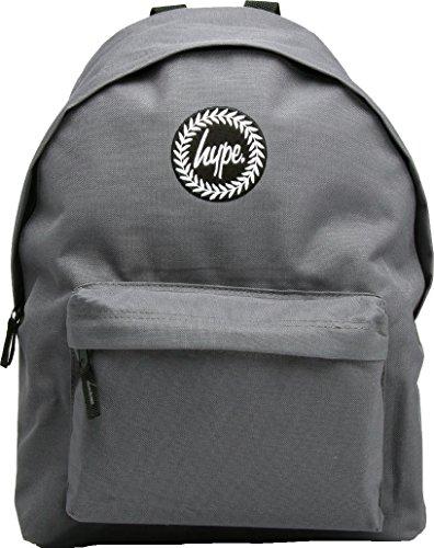 Hype Uomo Zaino Logo Speckle, Blu Grigio