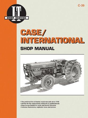 Case/International Shop Manual: Models 385, 485, 585, 685, 885