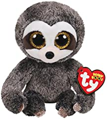 Idea Regalo - Ty- Beanie Boos Dangler 15 CM, Multicolore, T36215
