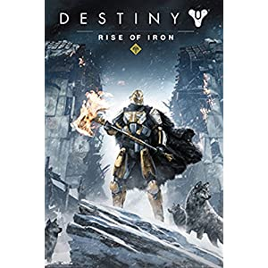 Destiny – Rise Of Iron Poster