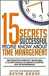15 Secrets Successful People Know Abo...