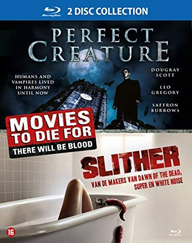 BLU-RAY - Perfect Creature & Slither (1 Blu-ray)