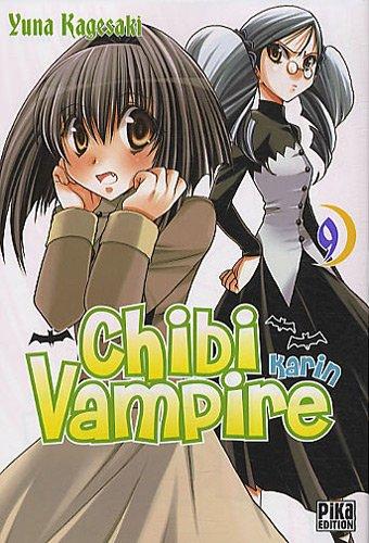 Chibi Vampire Karin Edition simple Tome 9