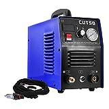 BuoQua Plasma Cutter Cutting 50A Digital Inverter Welder Cutting Machine 220V Welding Machine