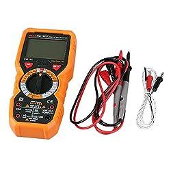 Alcoa Prime PM18C Professional Super High Precision Current Voltage AC DC Digital Multimeter Intelligent Electric Multimeter Orange Hot Sale