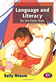 Language and Literacy for the Early Years (Early Childhood Studies Series)