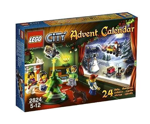 Lego Calendrier - LEGO - 2824 - Jeu de construction