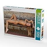 CALVENDO Puzzle Sommer in Schweden 1000 Teile Lege-Größe 64 x 48 cm Foto-Puzzle Bild von Andy Bulls