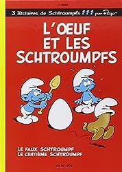 L'oeuf et les Schtroumpfs, tome 4
