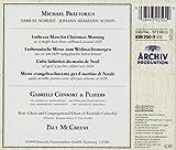 Praetorius: Mass (Lutheran Mass for Christmas Morning) /Gabrieli Consort & Players · McCreesh