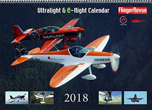 Ultralight & e-flight Calendar 2018
