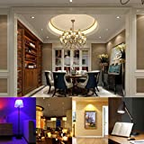E27-LED-RGBW-Spot-Light-with-remote-control-3w-led-downlight-Daylight-White-6000-Kelvin-MR16-E27-Colour-Changing-BulbReplacement-for-20W-Halogen-Spot-Dimmable-LED-Light-Bulbs-with-RGB-Recessed-Lightin