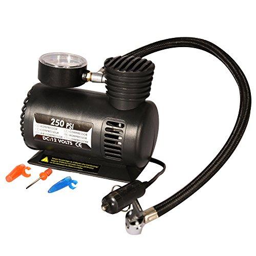 Auto KFZ Luftkompressor Minikompressor Kompressor Luftpumpe Mini Kompressor 12 V