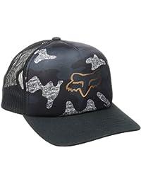 Fox Head Flexfit Trucker Curve Cap ~ Copper Topper