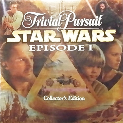 Trivial Pursuit: Star Wars Episode 1 (Collector's Edition) by Hasbro