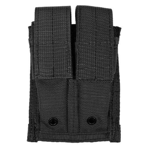 Flyye Doppia 9mm Rivista Borsa MOLLE nero - Doppia Pistol Mag Pouch
