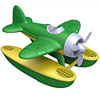 Green Toys Seaplane (Green Wings) - Bath and Water Toys