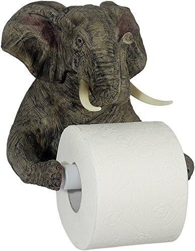 Unbekannt Elefante-Portarrollos WC Portarrollos WC Soporte para inodoro baño