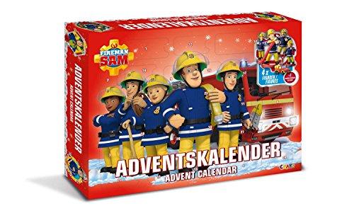 Craze Feuerwehrmann Sam Adventskalender 2019 mit Spielzeug und Figuren thumbnail