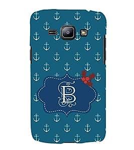Ebby Premium 3d Desinger Printed Back Case Cover For Samsung J1 2016 (Premium Desinger Case)