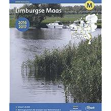 Wateratlas M Limburgse Maas 1 : 25 000 (Limburgse Maas 2016-2017)