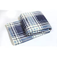 Throw super soft plush velvet, machine washable, suitable for bed, chair or sofa