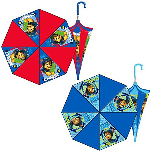 Paraguas Automatico Patrulla Canina - 48 cm- Surtido