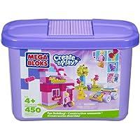 Mega Bloks Micro Ultimate Building Tub for Girls