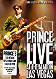 "Prince : live at the Aladdin Las Vegas   Prince Rogers Nelson dit ""Prince"" (1958-2016). Interprète"