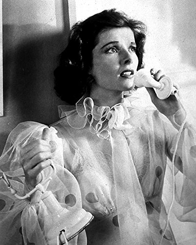 The Poster Corp Film still Featuring Katharine Hepburn in Bringing Up Baby Photo Print (60,96 x 76,20 cm) -