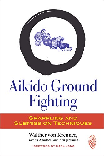 Aikido Ground Fighting: Grappling and Submission - Oriental Black Und White Paper