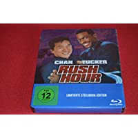 RUSH HOUR (Blu-ray Disc) Steelbook