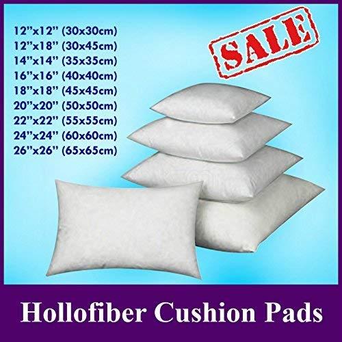 ADAM HOME Qualität Hohlfaser Kissen Auflage Einfügen Innere 18