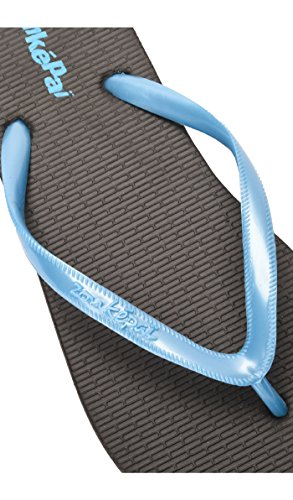 Zonkepai & Sunshine Tongs Honey - Femme Bleu